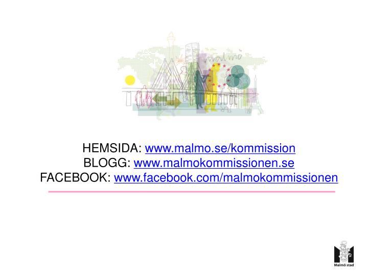 HEMSIDA:
