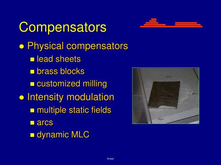 Compensators