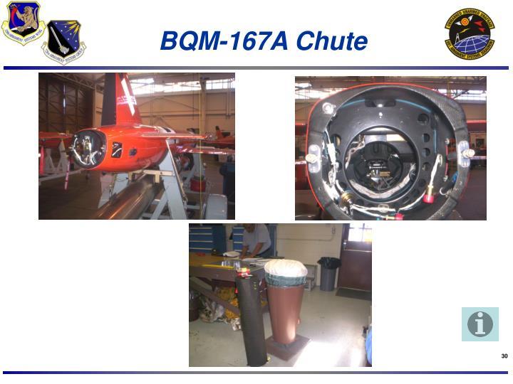 BQM-167A Chute