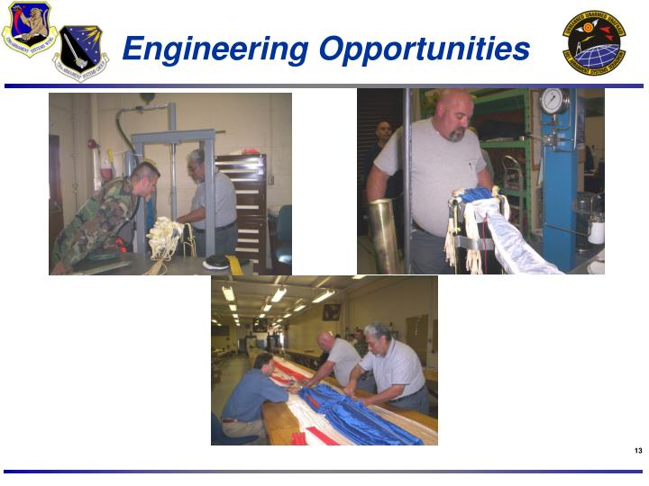 Engineering Opportunities