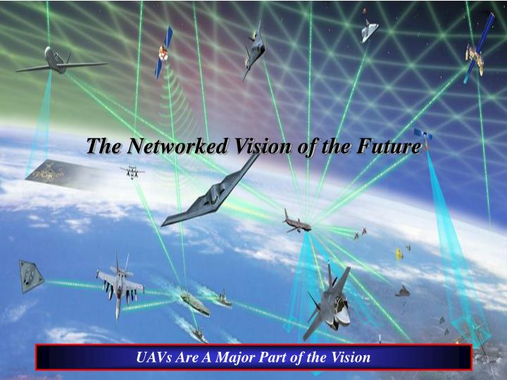 The Networked Vision of the Future