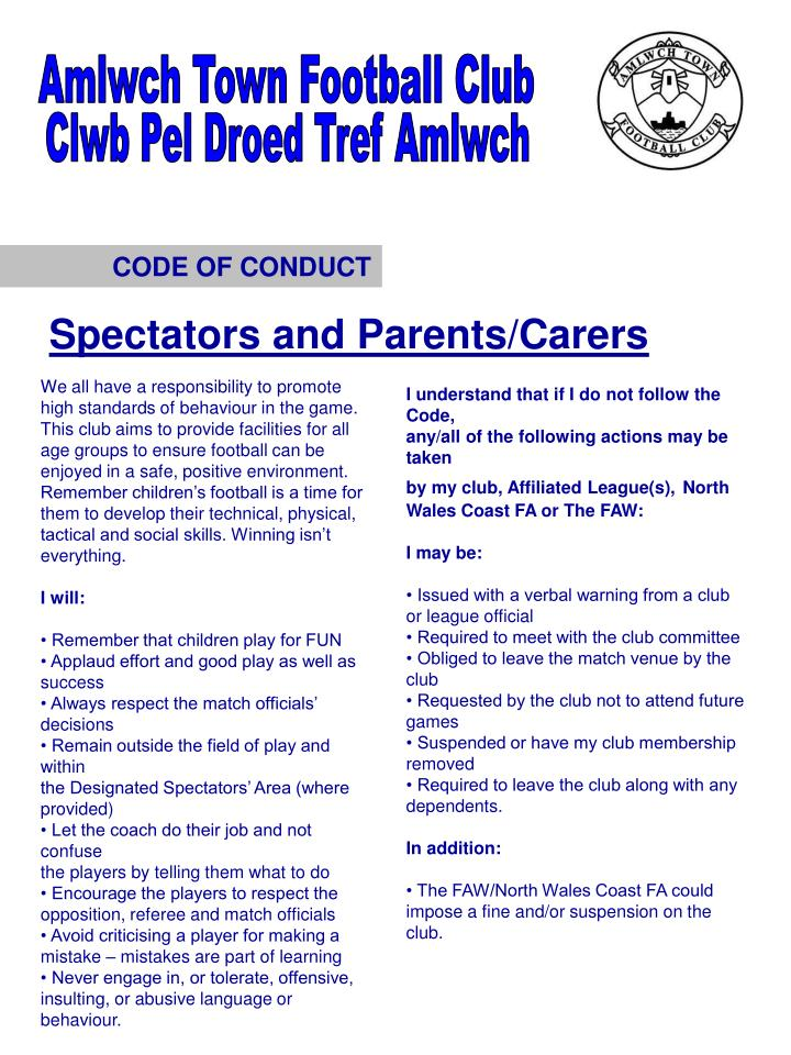 Amlwch Town Football Club