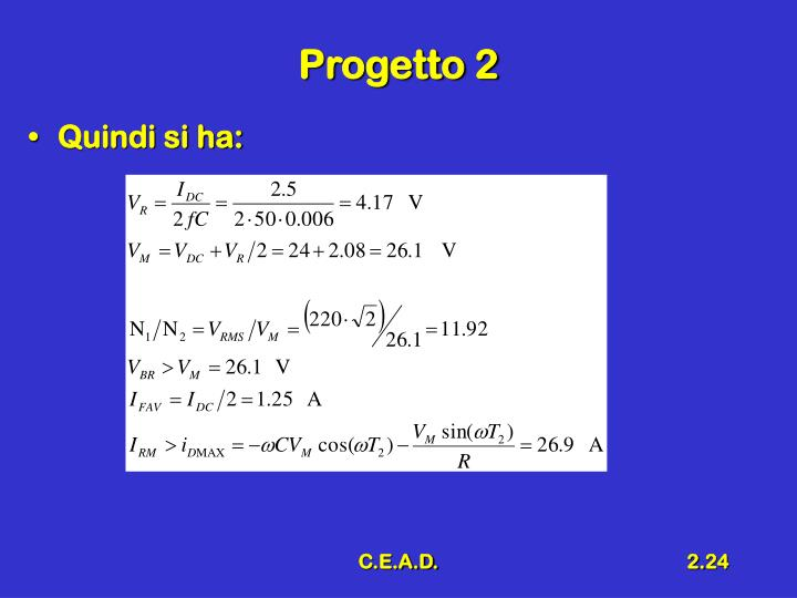 Progetto 2