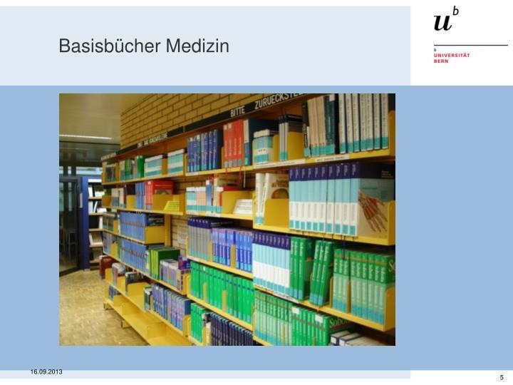 Basisbücher Medizin