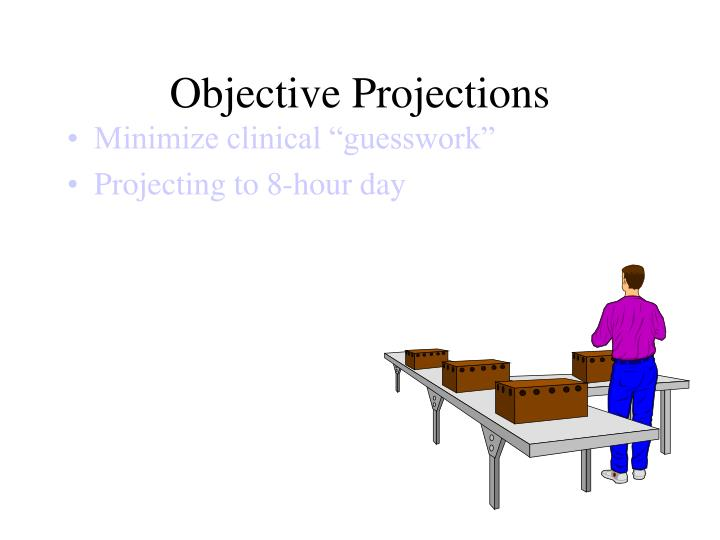 Objective Projections