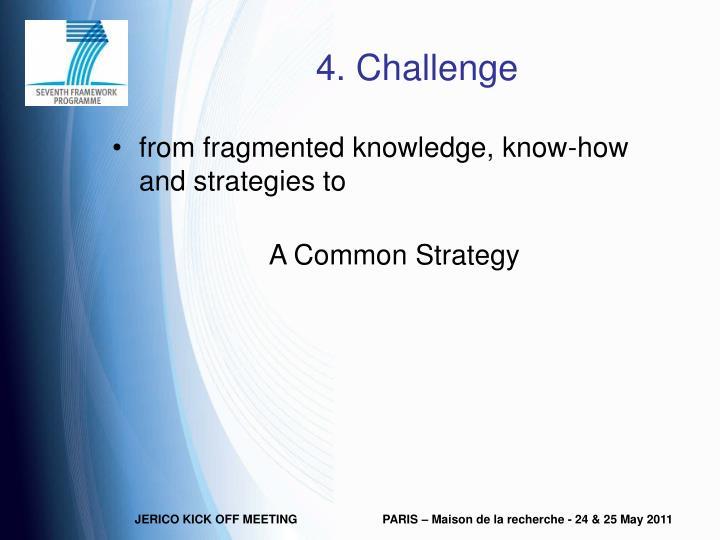 4. Challenge