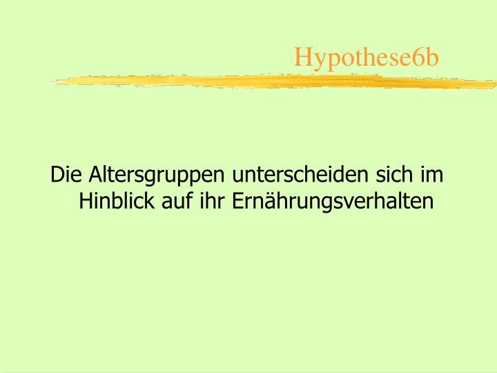 Hypothese6b