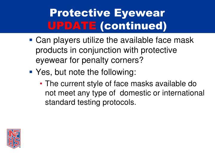 Protective Eyewear