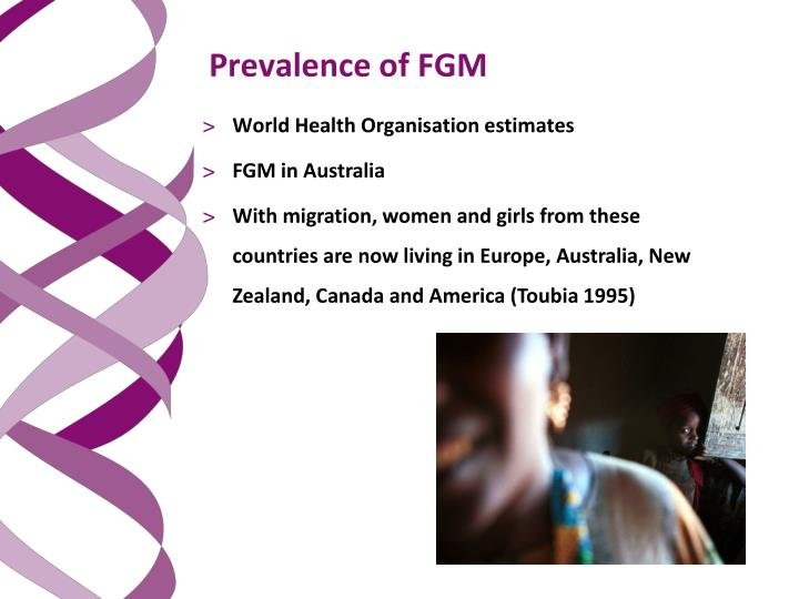 World Health Organisation estimates