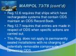 marpol 73 78 cont d1