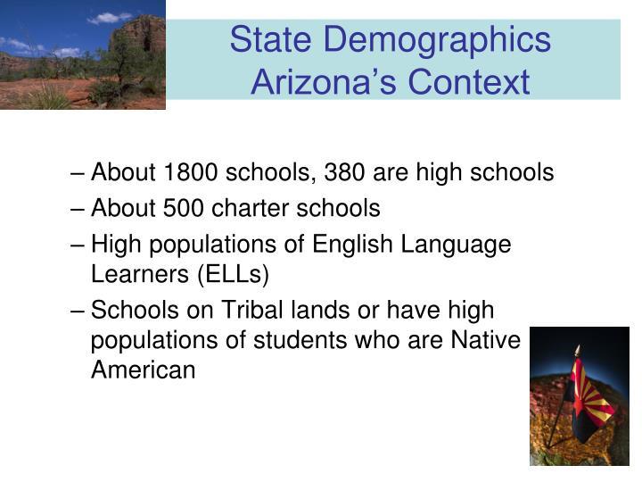 State Demographics
