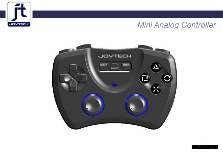 Mini Analog Controller