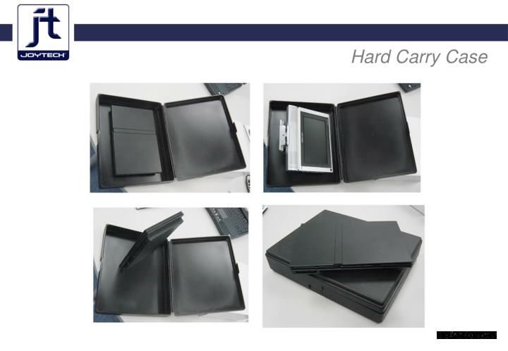 Hard Carry Case