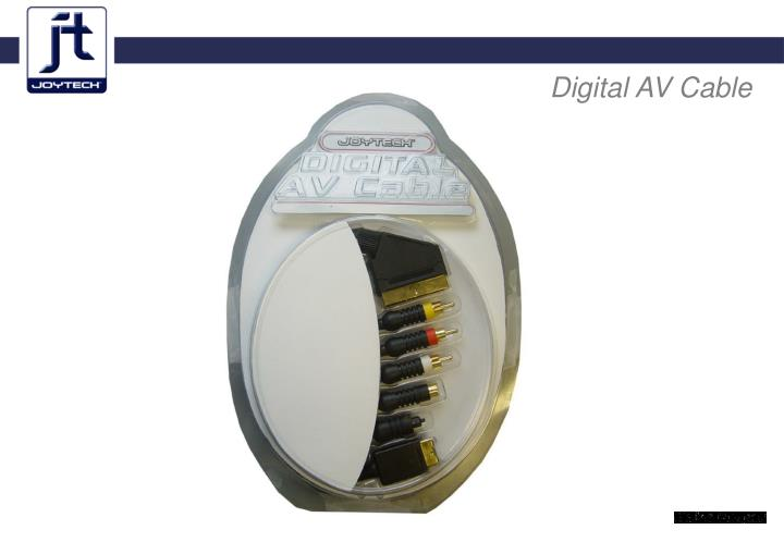 Digital AV Cable