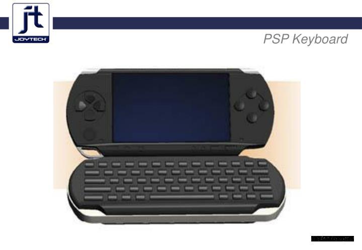 PSP Keyboard