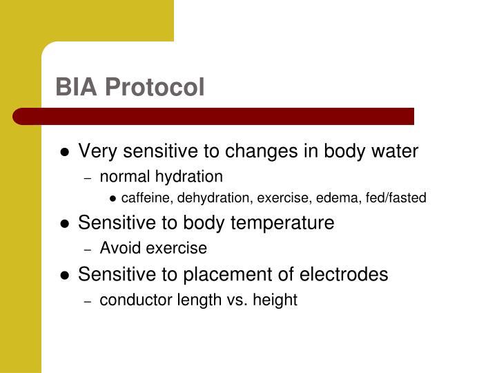 BIA Protocol