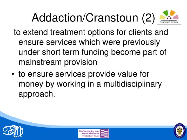 Addaction/Cranstoun (2)