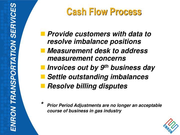 Cash Flow Process