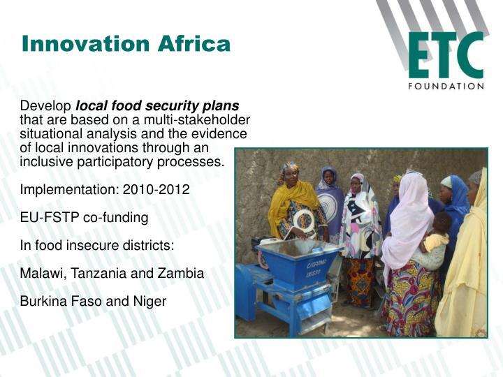 Innovation Africa