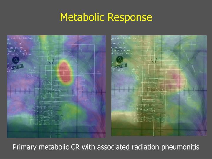 Metabolic Response