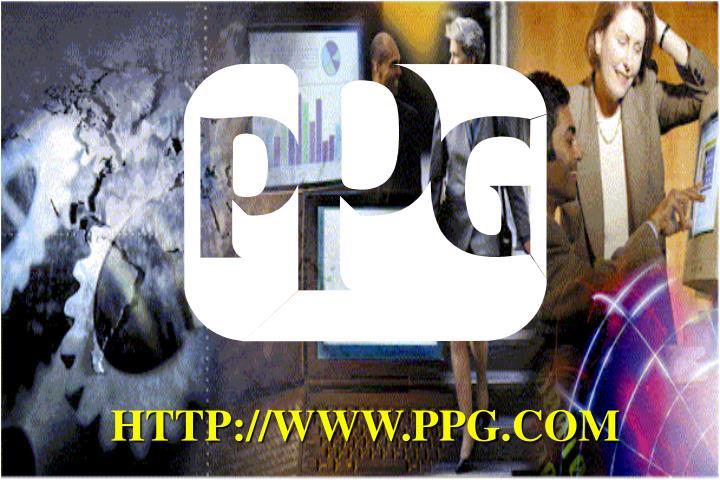 HTTP://WWW.PPG.COM