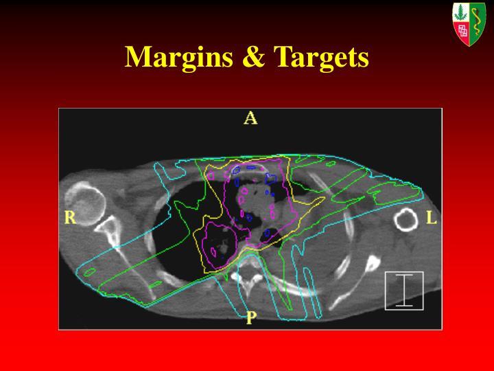 Margins & Targets