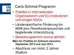 carlo schmid programm