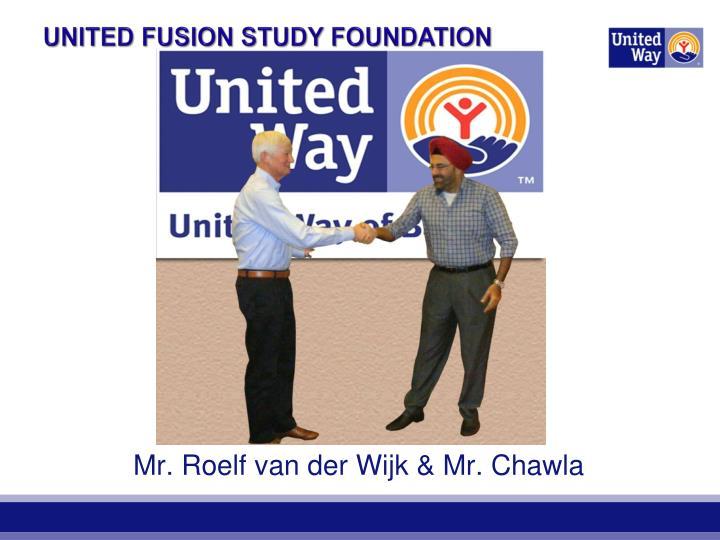 Mr. Roelf van der Wijk & Mr. Chawla