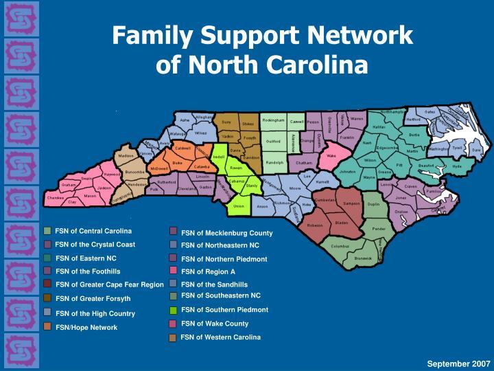 FSN of Central Carolina