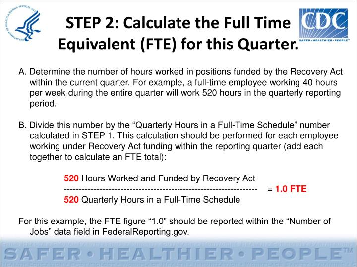 STEP 2: Calculate the Full Time
