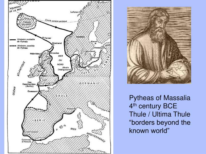 Pytheas of Massalia