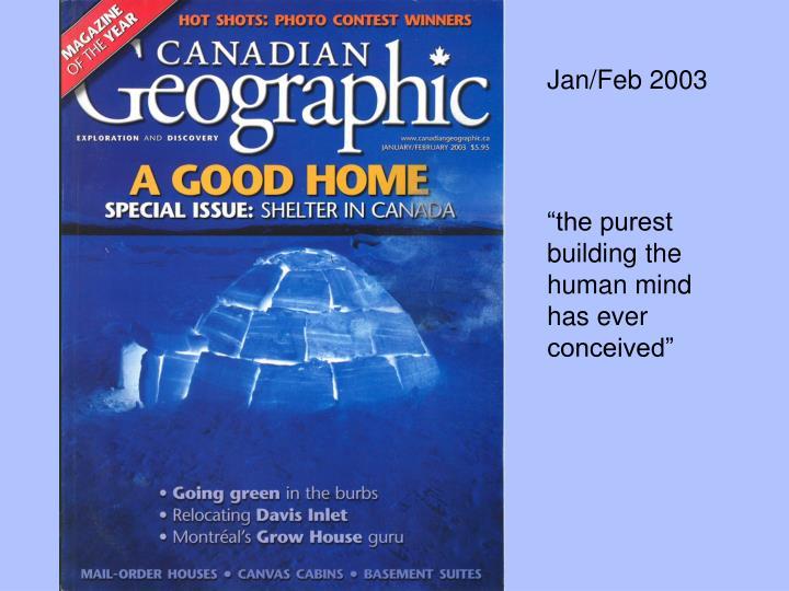 Jan/Feb 2003