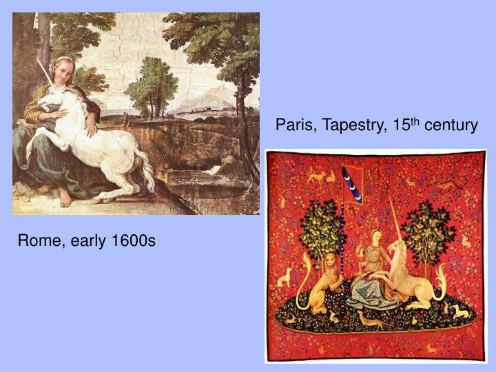 Paris, Tapestry, 15