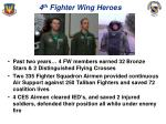 4 th fighter wing heroes