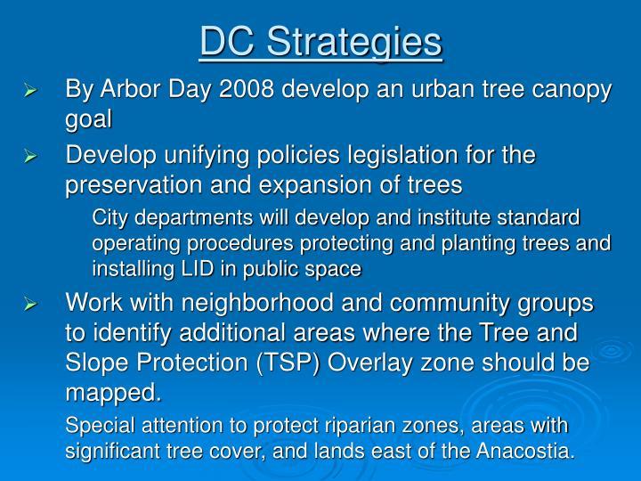 DC Strategies