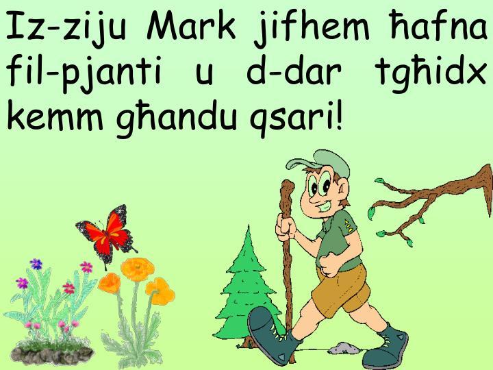 Iz-ziju Mark jifhem