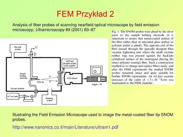 FEM Przykład 2