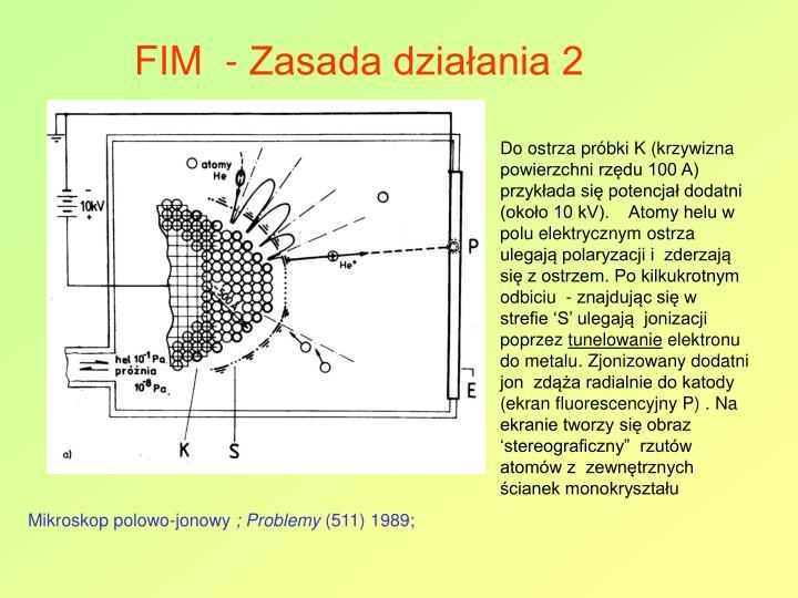 FIM  - Zasada działania 2