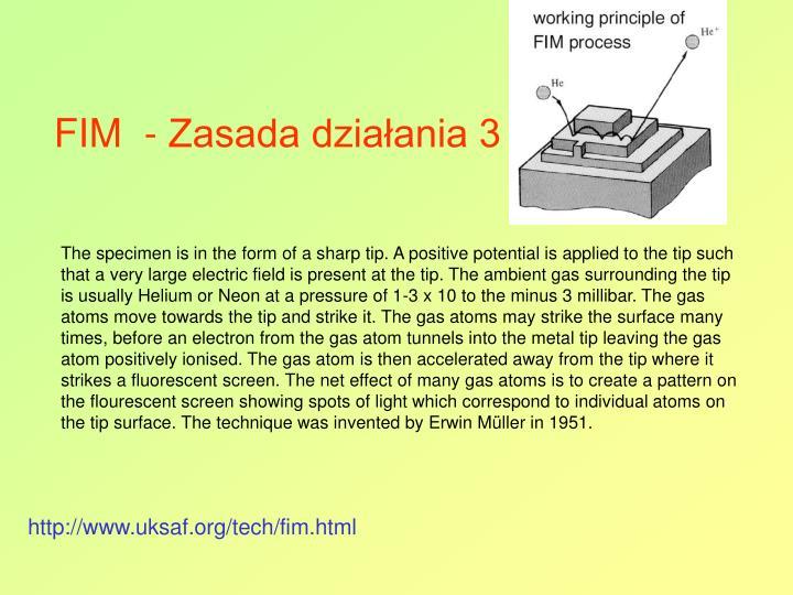 FIM  - Zasada działania 3