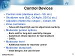 control devices