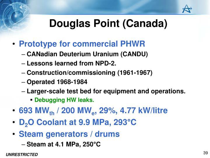 Douglas Point (Canada)