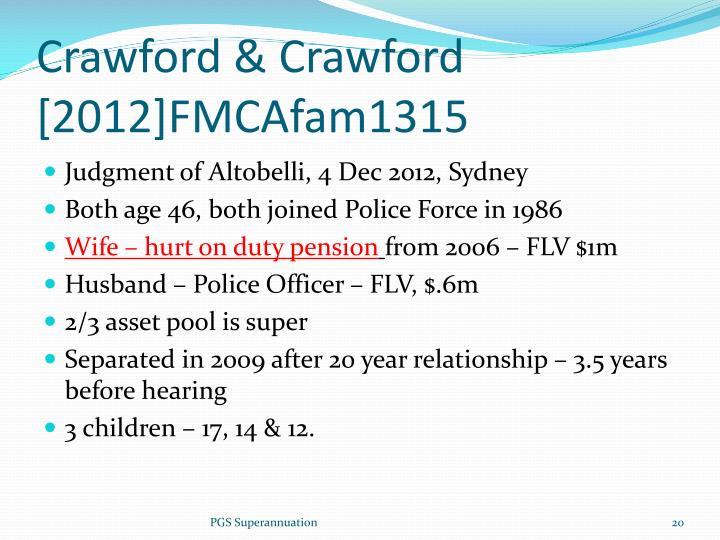 Crawford & Crawford