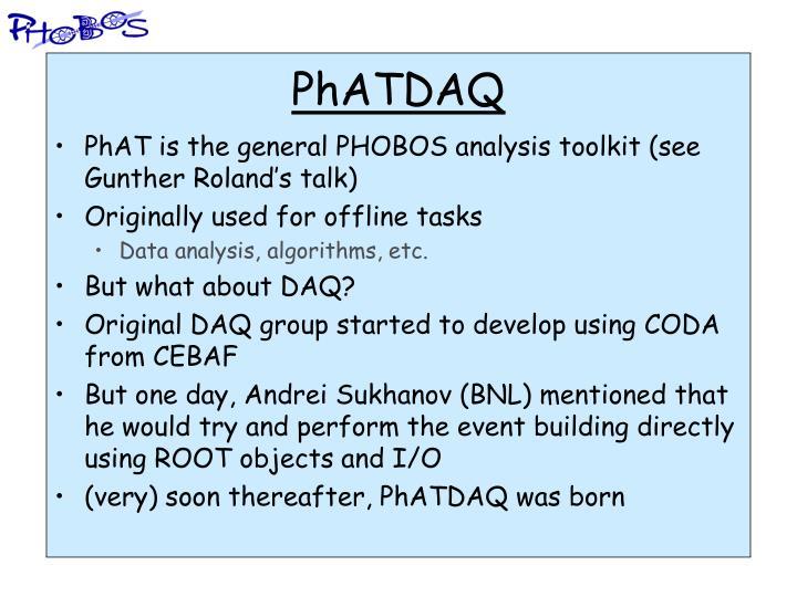 PhATDAQ