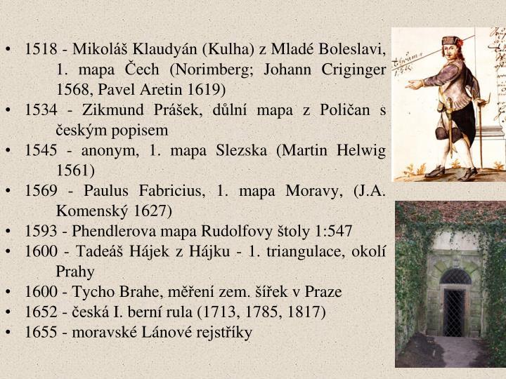 1518 - Mikoláš