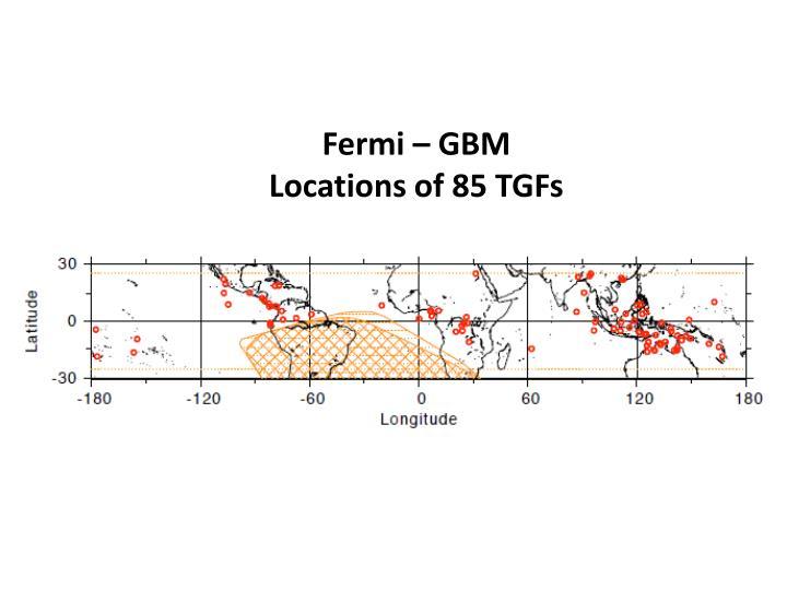 Fermi – GBM