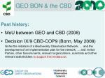 geo bon the cbd