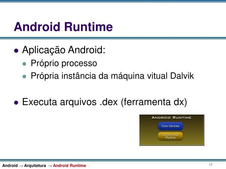 Android Runtime