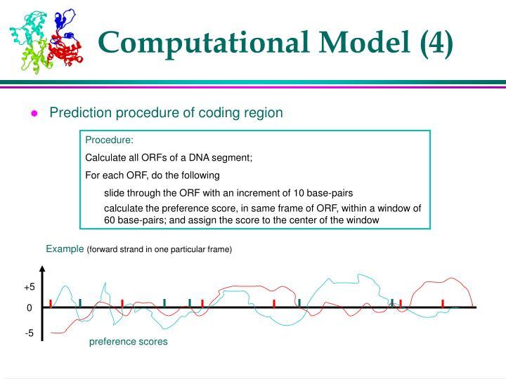 Computational Model (4)