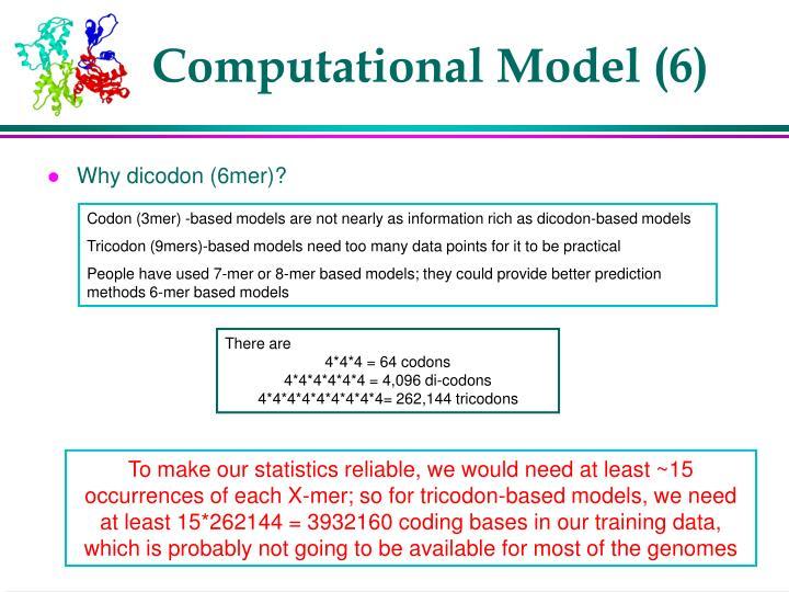 Computational Model (6)
