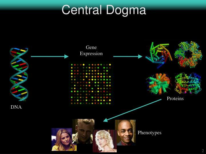 Central Dogma